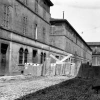 Barricate, via della Salute, 1922