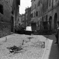 Barricate, borgo Marodolo, 1922