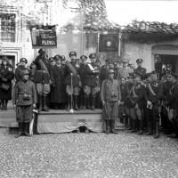 Cortile della Pilotta, 28-10-1939