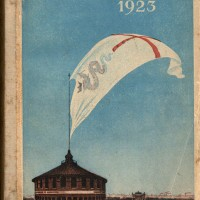Copertina del catalogo della Fiera Campionaria di Milano negli anni Venti e Trenta (Archivio Fondazione Fiera di Milano)