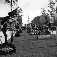 Immagine della Fiera Campionaria di Milano negli anni Venti e Trenta (Archivio Fondazione Fiera di Milano)