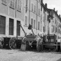 Barricate, borgo R. Tanzi, 1922
