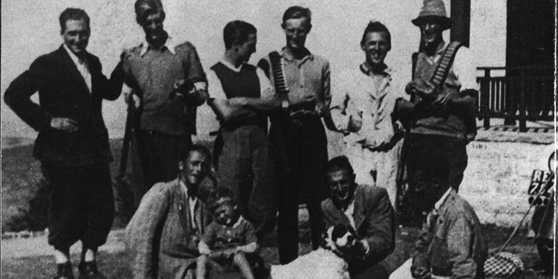 Risultati immagini per italia centrale seconda guerra