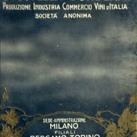 Le pubblicità dei prodotti agroalimentari fanno la loro comparsa sui cataloghi della Fiera, 1924 (Archivio Fondazione Fiera di Milano)
