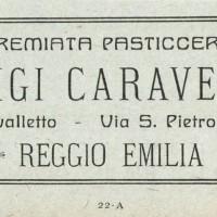 La Regione Emilia Romagna è protagonista delle pubblicità e degli stand della Fiera di Milano, in particolare con i prodotti del settore lattiero-caseario (Archivio Fondazione Fiera di Milano).