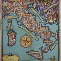 Ente nazionale per l'industria turistica, Italie gastronomique, 1931 (Biblioteca internazionale La Vigna, Vicenza).
